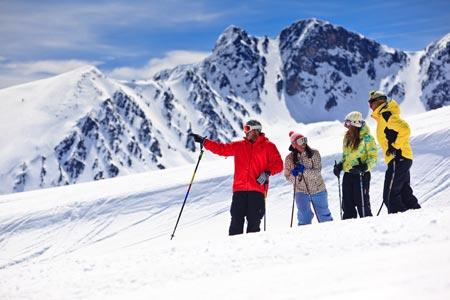 Esquiadores desconocen el filtro óptico de sus gafas