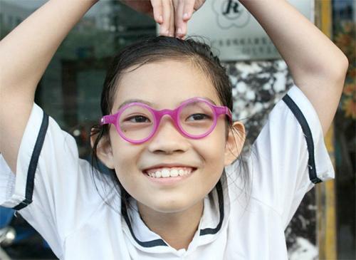 ChildVisions-Glasses,gafas autoajustables que corrigen la miopía