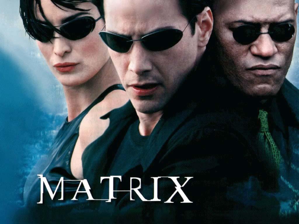Gafas de sol de la película Matrix