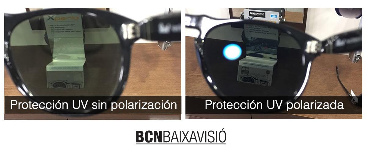 Protección de radiación ultravioleta