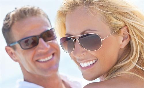 Gafas de sol para prevenir enfermedades oculares graves