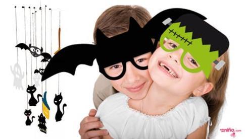 Divertidas gafas para Halloween