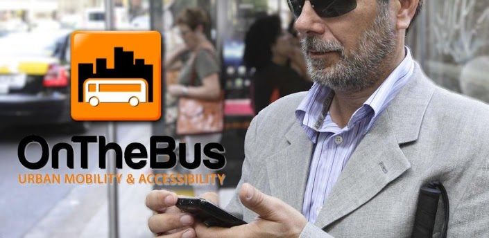 On the bus, la app GPS para gente con problemas oculares