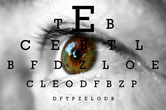 Ayudas ópticas para afectados por baja visión