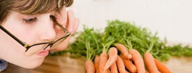 Qué alimentos son buenos para la vista