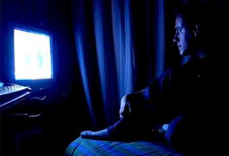 Ver la TV es malo para la vista
