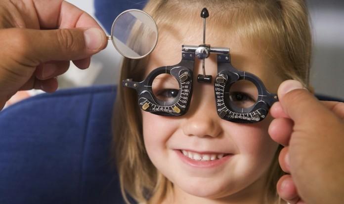 Cómo saber si tu hijo sufre problemas de visión