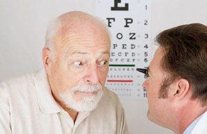 Qué pasa con los ojos a partir de los 50 años