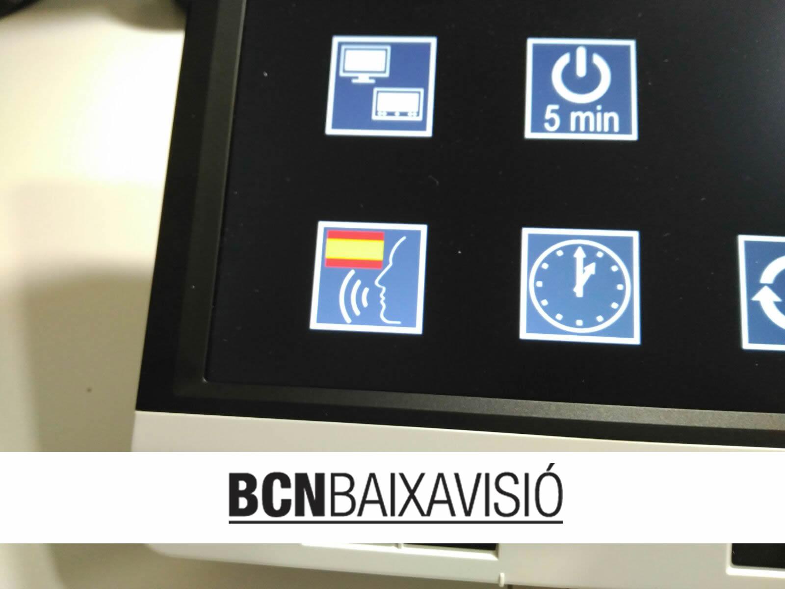 Lupa electrónica baja visión Visolux HD XL